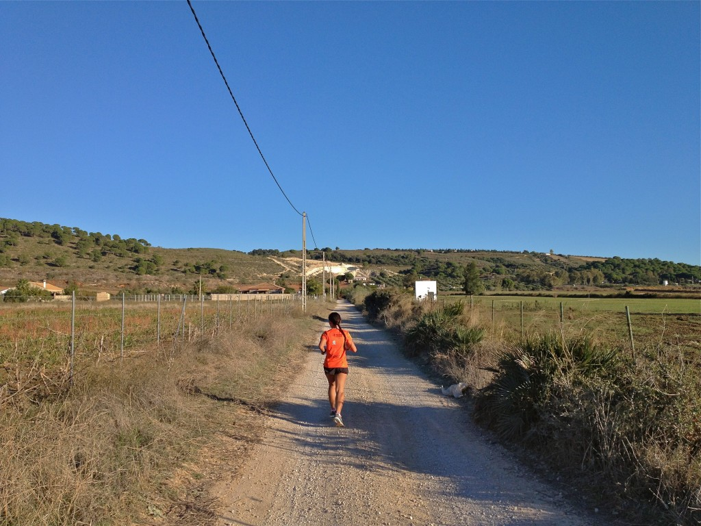Trails in Arcos